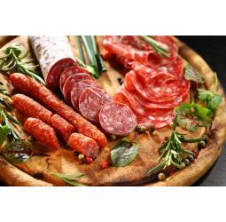 Для всіх видів ковбас і м'ясних виробів